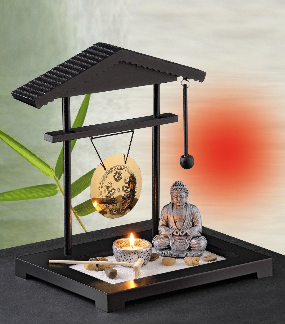 Jardin japonais le guide complet pour un jardin r ussi for Accessoire pour jardin zen
